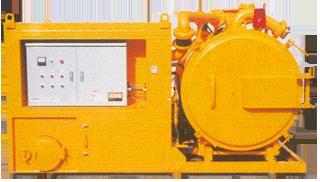 stationary suction machine